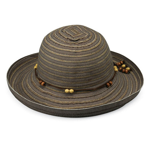 Wallaroo Breton UV Sun Hat Chocolate
