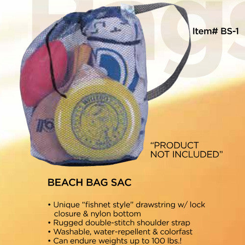 Wet Products Mesh Beach Sack