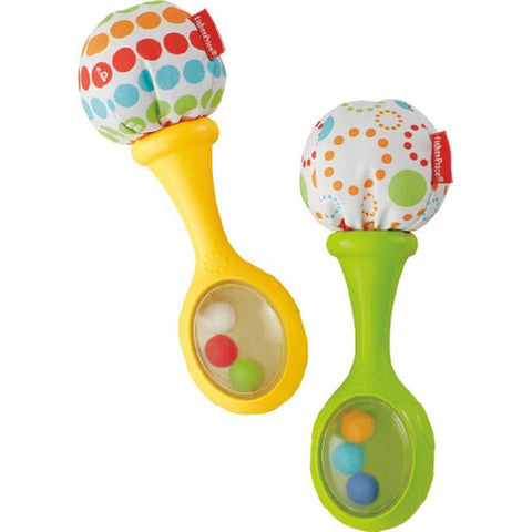 Fisher Price Shake N Rattle Maracas