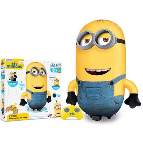 Schylling RC Minion Inflatable Kevin