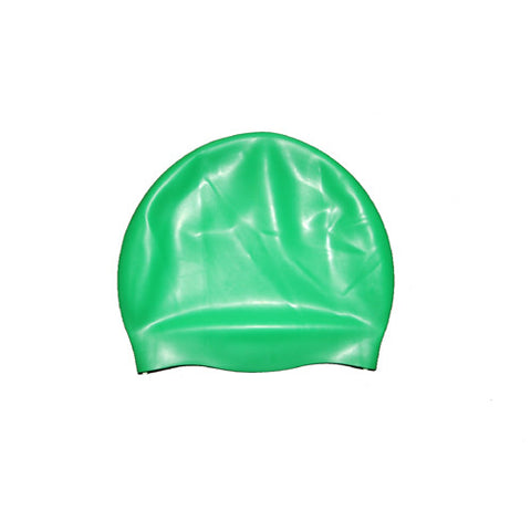 Bettertimes Silicone Swim Cap Green