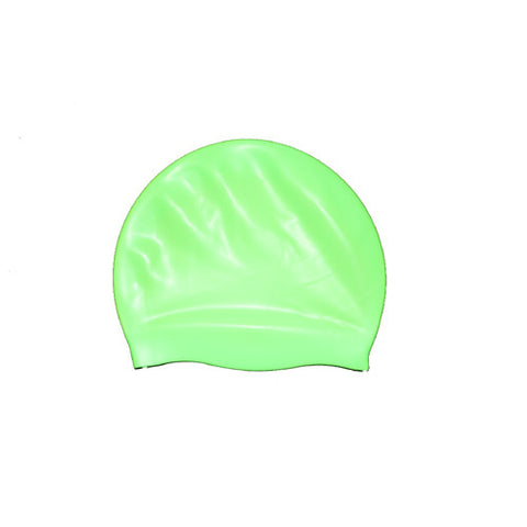Bettertimes Silicone Swim Cap Lime