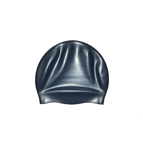 Bettertimes Silicone Swim Cap Navy