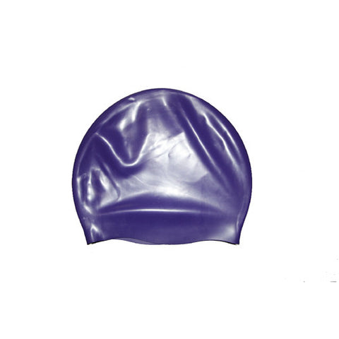 Bettertimes Silicone Swim Cap Purple