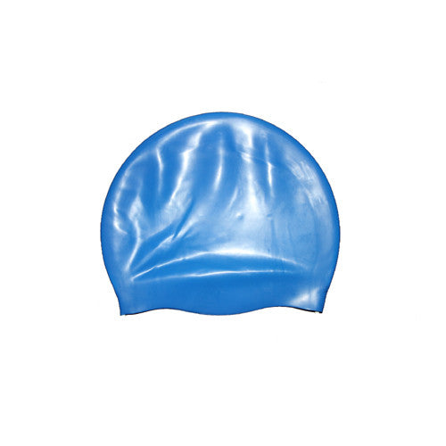 Bettertimes Silicone Swim Cap Royal