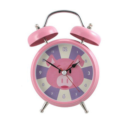 Streamline Pig Alarm Clock