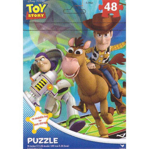 Marlon Toy Story Puzzle in Bag 48pc