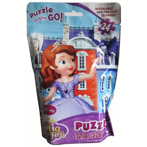 Marlon Sofia The First Basic Puzzle
