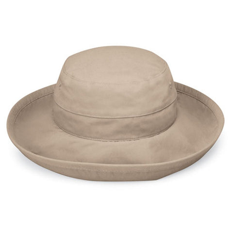 Wallaroo Casual Traveler UV Sun Hat Camel