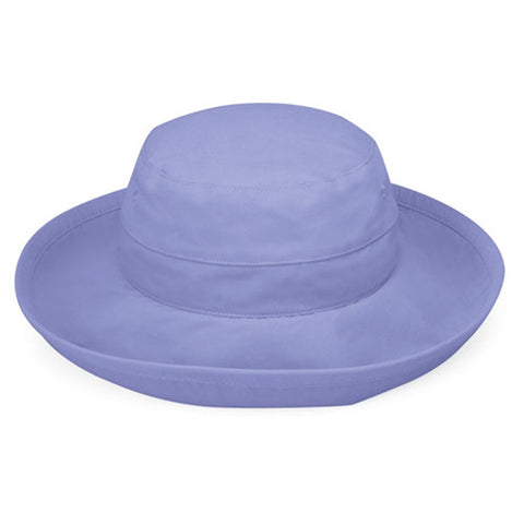 Wallaroo Casual Traveler UV Sun Hat Hydrangea