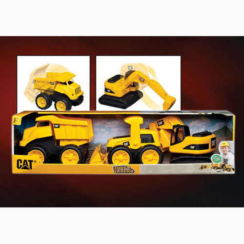 Daron CAT Tough Track 3pc Set