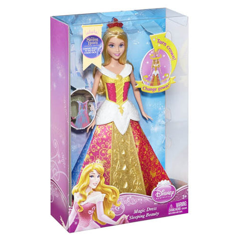 Mattel Disney Magic Dress Sleeping Beaut