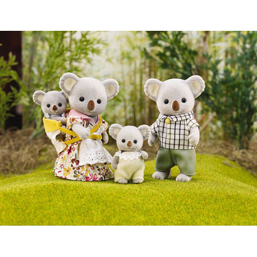 Calico Critters Koala Bear Family