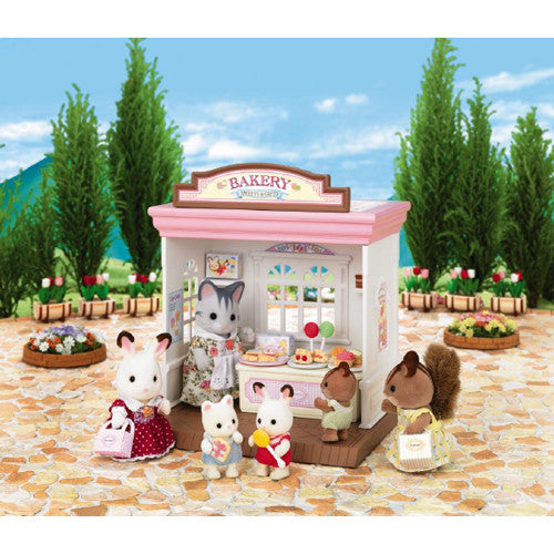 Calico Critters Bakery