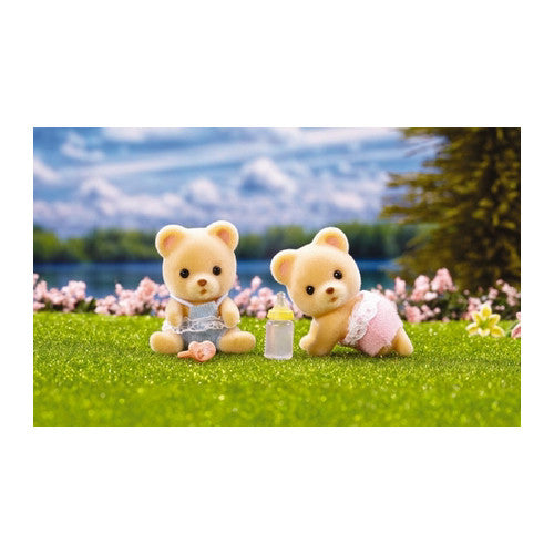 Calico Critters Cuddle Bear Twins