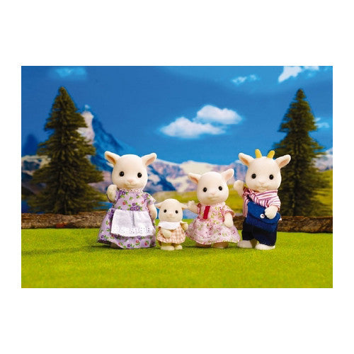 Calico Critters Brightfield Goat Family