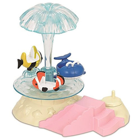 Calico Critters Seaside Merry Go Round