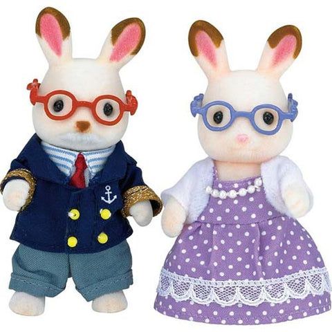 Calico Critters Hopscotch Grandparents