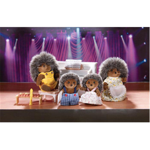 Calico Critters Pickleweeds Hedgehog Fam
