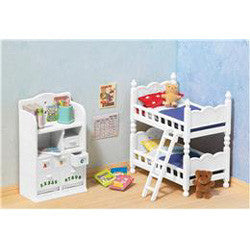Calico Critters Childs Bedroom Set