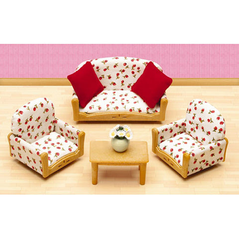 Calico Critters Livingroom Suite