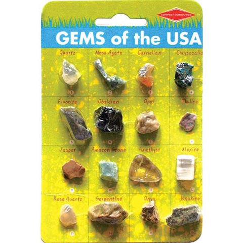 Copernicus Gems of the USA