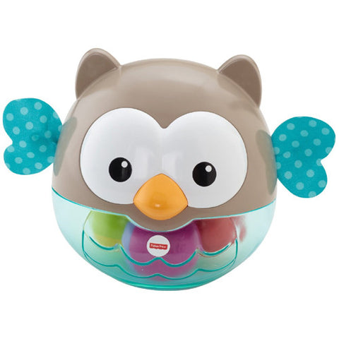 Fisher Price Bat & Roll Owl
