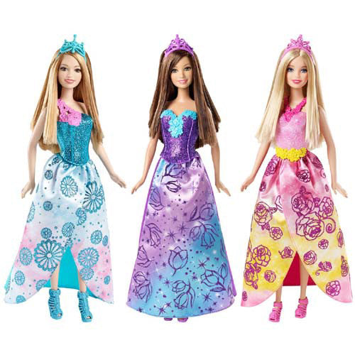 Barbie Fairytale Princess Assorted