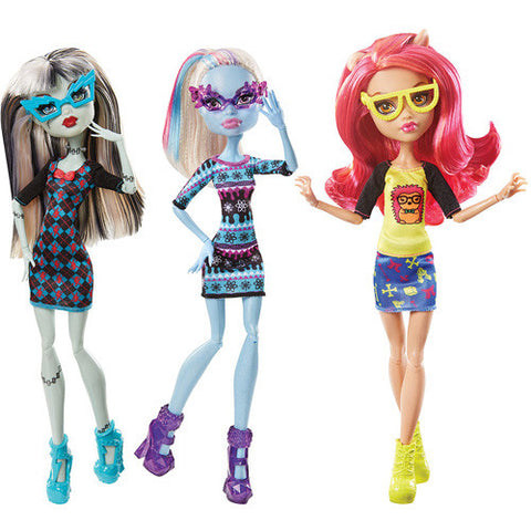 Monster High Geek Shriek Assorted