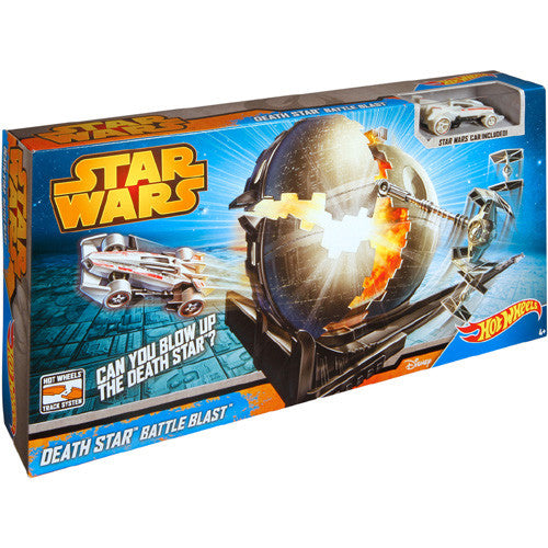 Hot Wheel Star Wars Death Star Blast