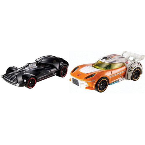 Hot Wheel Star Wars Character Car Asst