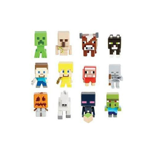 Minecraft Mini 3 Pack