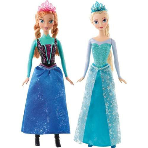 Barbie Disney Frozen Doll Assorted