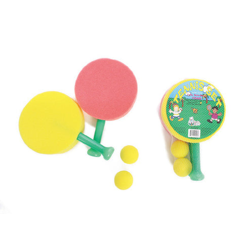 Castle Toy Foam Tennis Set