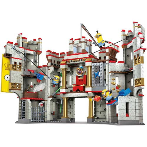 Mega Bloks Despicable Me Castle Adventur