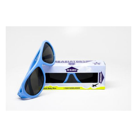 Babiators Classic Kid's Sunglasses Babiators| Beach Baby Blue