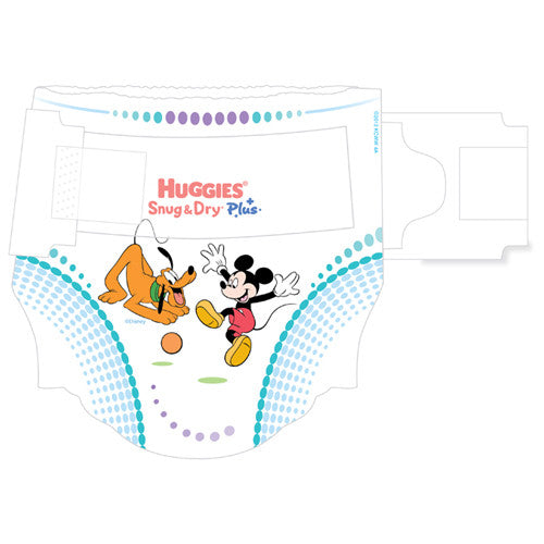 Huggies Size 3 Diapers 70pk
