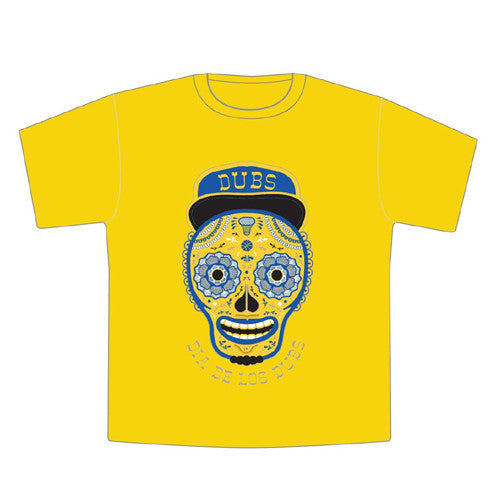 Dia de los Dubs Tee S/S Youth Gold Yth.Small