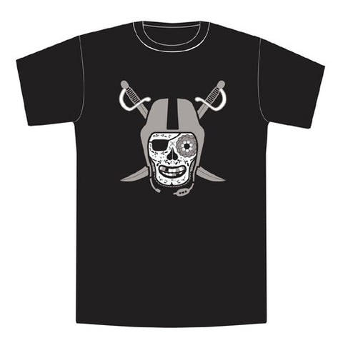 Dia de los Raiders Tee S/S Black Medium