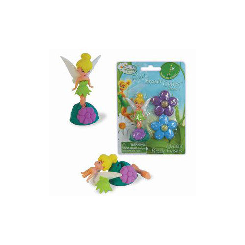 Play Visions Disney Tinkerbell Eraser