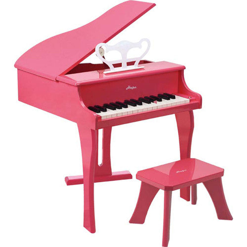 Hape Happy Grand Piano Pink
