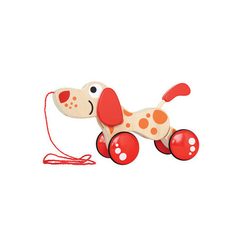 Hape Walk A Long Puppy
