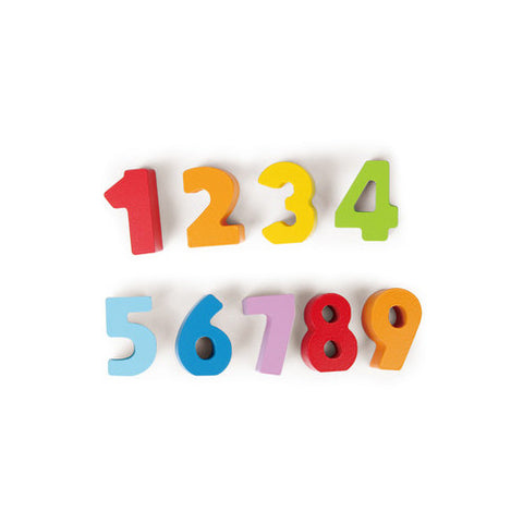 Hape Numbers and Colors Qubes