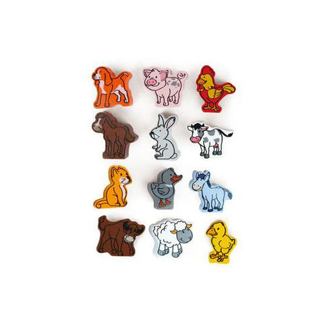 Hape Farm Animals Qubes