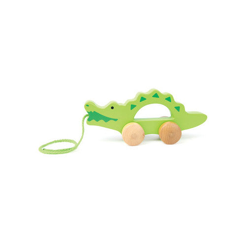Hape Alligator Pull Toy