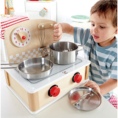 Hape Tabletop Cook and Grill
