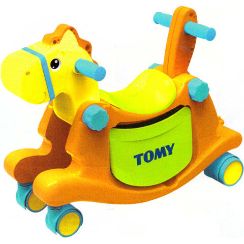 Tomy Rock N Ride Play Horse