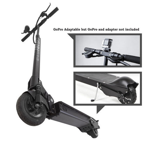 EcoReco M5 Air Electric Scooter Black
