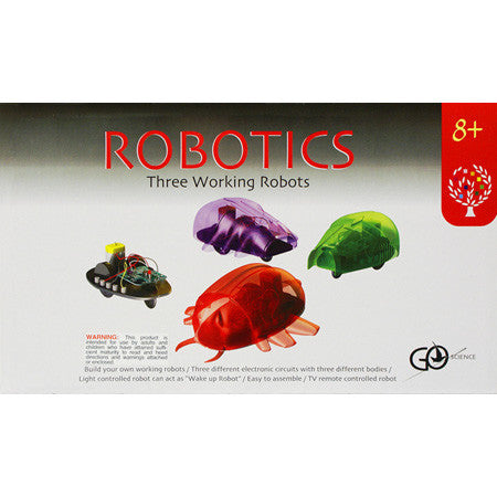 Elenco Robotics Set