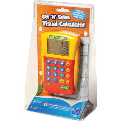 Educational See N Solve Visual Calculato